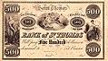 500 Dollars - Bank of St. Thomas (1837).jpg