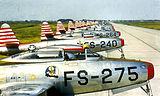 526th Fighter-Bomber Squadron - F-84E Thunderjets - 1951.jpg