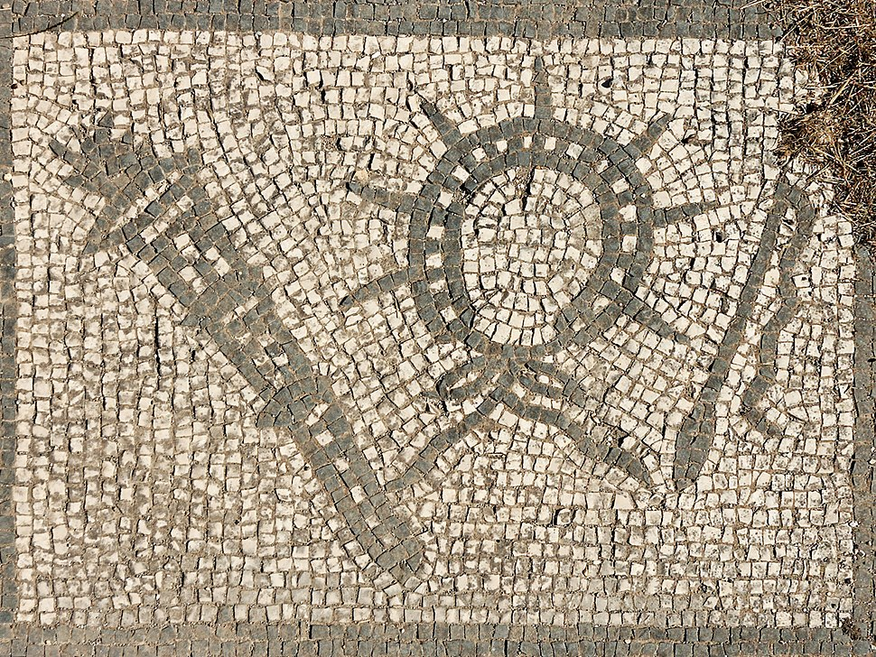 6th panel Mitreo di Felicissimus Ostia Antica 2006-09-08