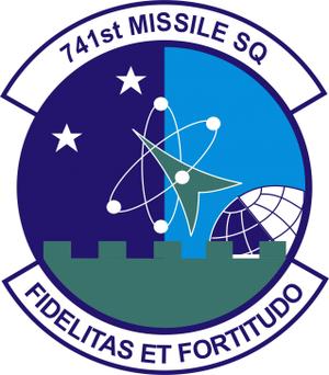 741st Missile Squadron - Image: 741st Missile Squadron