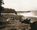 78 William England - Pastimes at the American and Horseshoe Falls, Niagara.jpg