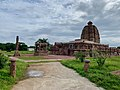 7th century Sangameshwara Temple, Alampur, Telangana India - 2.jpg