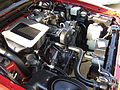 86 SVO engine 2.3L Turbo.JPG
