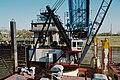 87j114 floating crane Brown at McAlpine Locks (8004761453).jpg