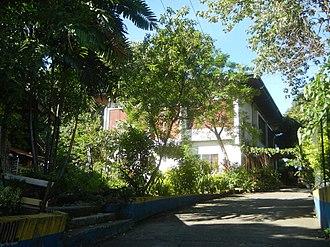 Santa Mesa - Image: 9600Santa Mesa, Manila Landmarks 34