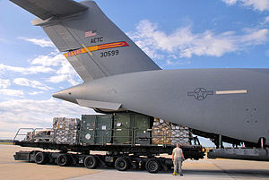 Altus Air Force Base - Image: 97thoperationsgroup c 17