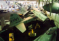 A-6Es VA-75 in hangar of USS Enterprise (CVN-65) 1996.JPEG