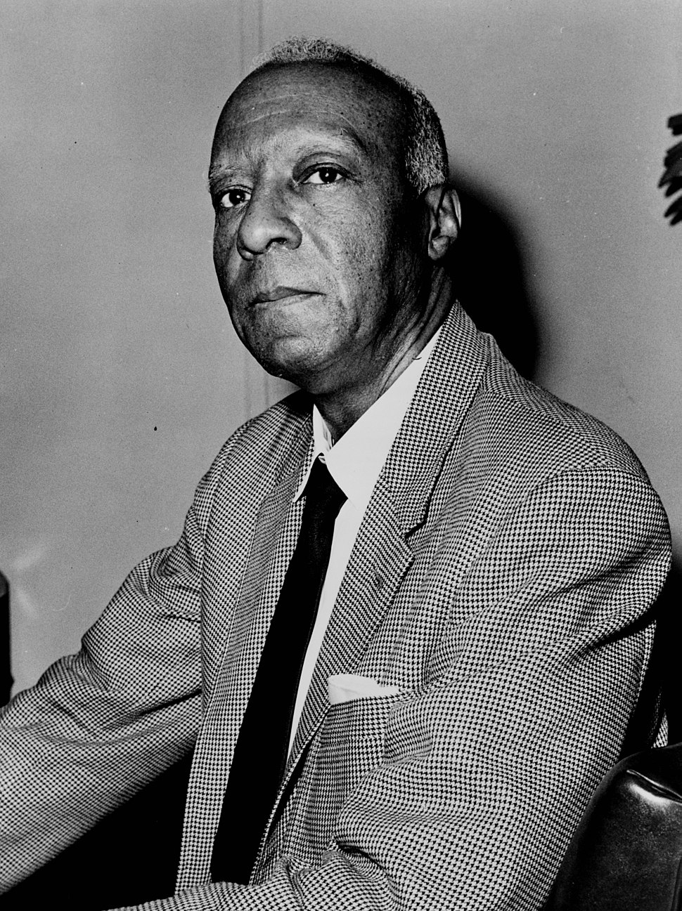 A. Philip Randolph 1963 NYWTS
