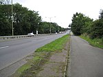 File:A41 Otterspool Way near Watford - geograph.org.uk - 937710.jpg