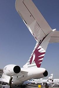 A7-CED - GL5T - Qatar Executive
