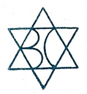 ABC (Cuba) - ABC insignia as it appears on the 1932 program-manifesto