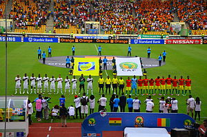 2015 Africa Cup of Nations - Match Ghana vs Guinea