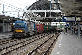 Husa Transportation Group - Image: ACTS 1043,Zwolle