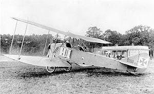 AEG B.II - Image: AEG B.II 1915