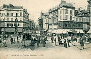 AMIENS - La Place Gambetta