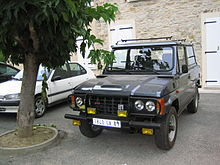 vehicule 4x4 aro