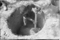 ASC Leiden - Coutinho Collection - 13 12 - Campada college on the northern frontline, Guinea-Bissau - Digging trenches - 1973.tif