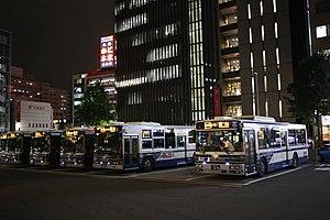 Atsuta-ku, Nagoya - Image: ASNAL Kanayama Bus Terminal 20150909