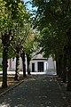 AT-17544 Kath. Pfarrkirche hl. Jakobus der Ältere mit Kirchhof und Portal 03.jpg