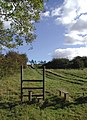 A Fence Taken - geograph.org.uk - 590013.jpg