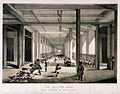 A busy balling room in the opium factory at Patna, India. Li Wellcome V0019155.jpg