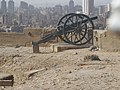 A cannon in the citadel of Saladin 2018.jpg