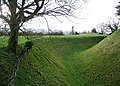 A deep ditch - geograph.org.uk - 778634.jpg