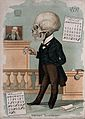 A skeletal doctor testifies at court. Lithograph by L. Crusi Wellcome V0042242ER.jpg