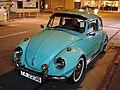 A sky blue car.jpg