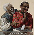 A sure winner, tobacco advertising, ca. 1895.jpg