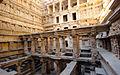 A view inside the Patan stepwell Modhera Gujarat.jpg