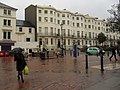 A wet and windy day in Montague Street (1) - geograph.org.uk - 1740758.jpg