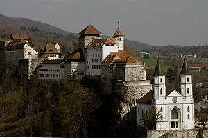 Aarburg - Aarburg Castle
