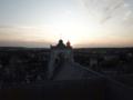 Abbatiale de Saint-Riquier au crépuscule.png