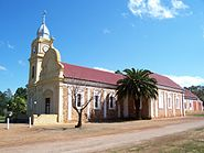 Abbey church new norcia