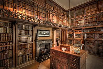 Abbotsford House - Study room