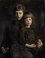 Abbott Handerson Thayer - Brother and Sister (Mary and Gerald Thayer) - 1929.6.114 - Smithsonian American Art Museum.jpg