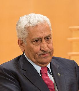 Abdullah Ensour Jordanian economist
