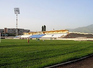 Abovyan stadium general view