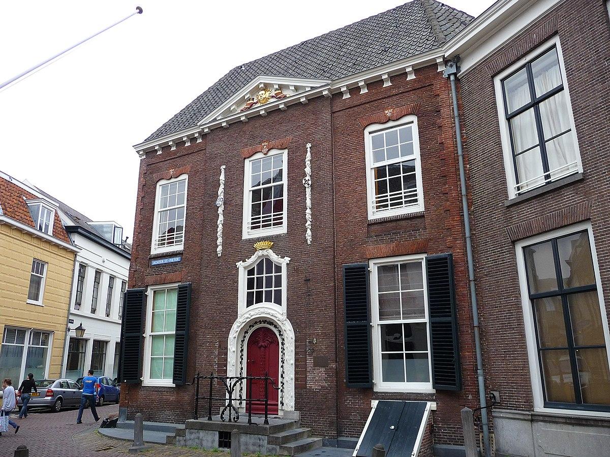 De krakeling utrecht wikipedia for Huis utrecht