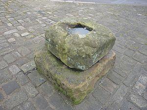 Ackworth, West Yorkshire - The Ackworth Plague Stone