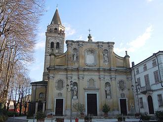 Acquanegra sul Chiese - Image: Acquanegra sul Chiese Chiesa di S. Tommaso
