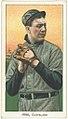 Addie Joss, Cleveland Naps, baseball card portrait LCCN2008676564.jpg