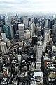 Aerial photograph of Midtown Manhattan, New York -- panoramio.com -- 2014,01.jpg