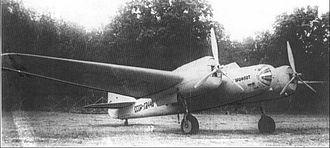 Tupolev SB - Aeroflot Tupolev ANT-40.