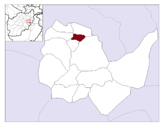 Kalakan District District in Kabul Province, Afghanistan