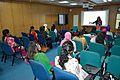 Afifa Afrin Discussing - Women Involvement in Bengali Wikipedia - Bengali Wikipedia 10th Anniversary Celebration - Daffodil International University - Dhaka 2015-05-30 1628.JPG