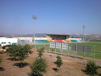 Hapoel Afula F.C. - Afula Municipal Stadium