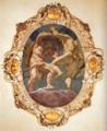 Agostino carracci, Ercole e Atlante.png