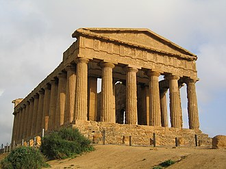 Valle dei Templi - Temple of Concordia